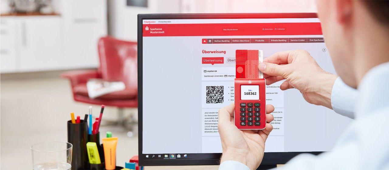 Online Banking Mit Chiptan Frankfurter Sparkasse